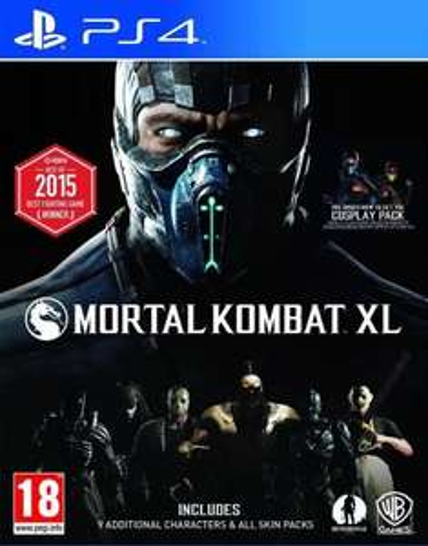 Mortal Kombat XL (PS4) - £24.85 - Amazon