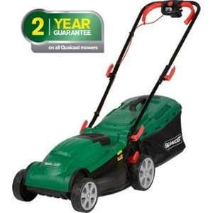 Qualcast 1400W Electric Rotary Lawn Mower £58.97 at Homebase