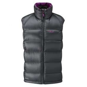 Rab Neutrino Vest Womens (Beluga) size 16  + others - £38.95 delivered @ Rock+Run