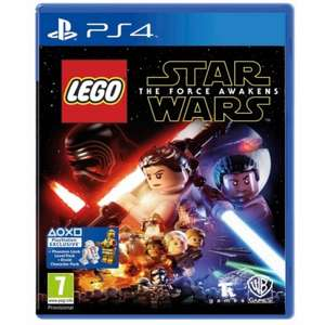 Lego Star Wars The Force Awakens PS4 Pre-Order - £29.94 @ Shop4World