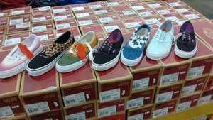 Vans canvas shoe only £20.38 @ Costco in store only
