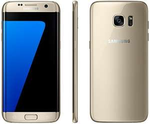 Samsung S7 32GB [Gold or Black] Unltd Mins / Unltd Texts / 2GB Data £50 upfront with code then £26pm! @ Mobiles.co.uk