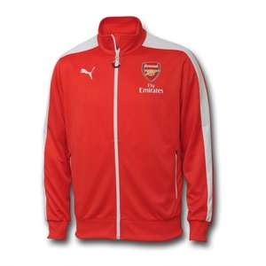 ARSENAL T7 ANTHEM JACKET (NOW £11.99, was £59.99) @Kitbag
