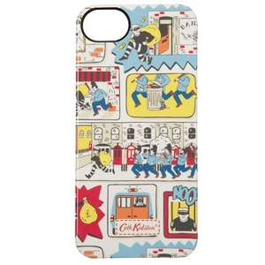Cath Kidston 'Stop Thief' iPhone 5 Case reduced from £24.95 to £2.00 at Cath Kidston, free click n collect