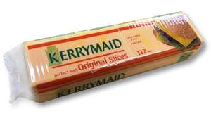 112 Kerrymaid Cheese Slices 1.4KG! £3.39 @ Costco