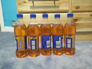 5 for £1 at PAK Supermarket 500ml bottles