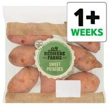 Redmere Farms Sweet Potato 1Kg Tesco 79p