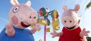 Peppa Pig World 72hrs FLASH SALE: Kids go FREE on hotel & ticket packages