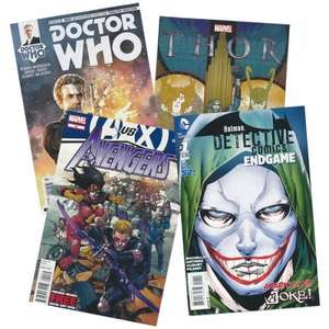 4 Comics for £2!! Forbidden Planet grab bags
