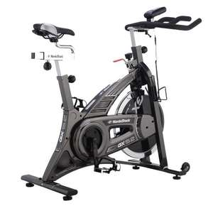 NordicTrack GX 5.2 Indoor Cycle + Free Polar T31 Uncoded Transmitter + Free Viavito 140 x 80cm High Impact 6mm Gym Equipment Mat for £404.10 after code £387.10 delivered (after code and cashback) @ Sweatband