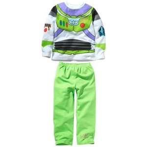 Disney Toy Story Buzz Lightyear Boys' Pyjamas, 18months-5 years - £5.99 @ Argos (FREE Click & Collect)