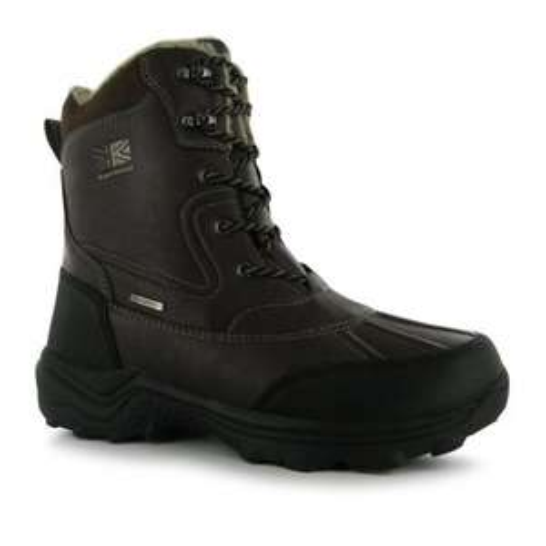 Karrimor Casual Mens Snow Boots £19.99 karrimor.com