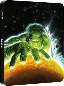 Planet Hulk, Thor: Tales of Asgard, Hulk vs Wolverine Steelbook Blu-Ray's £4.99 each at Zavvi
