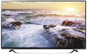 """LG 55UF850V Smart 3D Ultra HD 4k 55"""" LED TV Freeview HD WiFi Magic Remote Black £679 EBAY EXCLUSIVE! £799 at Currys / PcWorld!"""