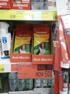 Bob Martin flea collar for Dogs only 50p @ B&M