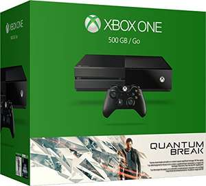 Xbox one console with Quantum break only £219.99 @ Amazon