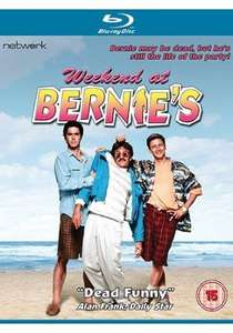 Weekend at Bernie's on Blu-Ray £5.04 @ NetworkOnAir