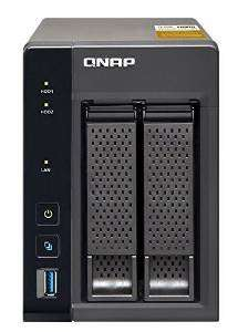 QNAP TS-253A-4G Network Attached Storage £242.49 Amazon