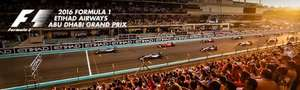 Abu Dhabi Grand Prix package (flight, hotel, passes) starting from only £460 PP on Etihad Holidays site