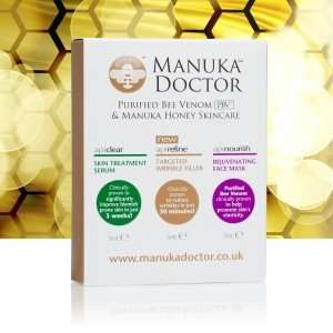 Free Manuka Beauty Kit @ Manuka Doctor
