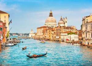 From Bristol: Bologna and Venice Trip £114.48 @ Venere