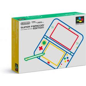 3ds super famicom edition £181.76 @ Play asia
