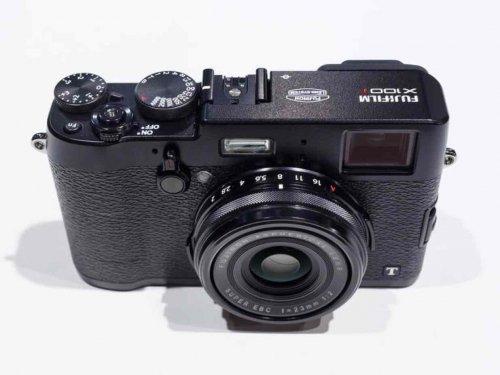 Fuji x100t camera (in black) £696 @ Amazon