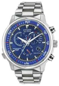 Citizen Nighthawk A.T. Men's Eco Drive Atomic timekeeping Watch £225 (from £379) @ Amazon