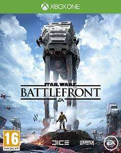 Star Wars Battlefront (Xbox One / PS4) £19.99 (£21.98 Non-Prime) @ Amazon
