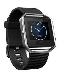Fitbit Blaze - £131.98 Delivered with code (New Customers) @ Very