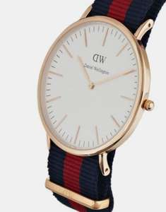 daniel wellington watches £66.98 groupon