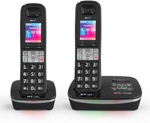 BT 8500 Enhanced Call Blocker Cordless Home Phone - Twin Handset Pack £39.99 (RRP £79.99) @ Amazon