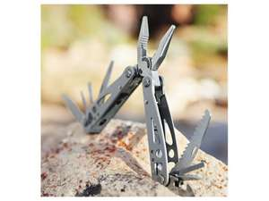 Stainless Steel Multi Tool with 3yr Warranty £4.99 @ Lidl