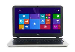 HP Pavilion 15-P264NA Laptop In Silver/Black £289.98 ebuyer