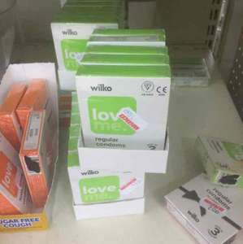3 pack of Condoms for just 10p @ Wilkos