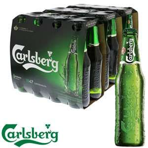 Carlsberg 8 x 275ml - £2.50 - Iceland Lower Earley