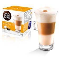 Dolce Gusto Latte Macchiato Coffee Pods £2.20 Co-op