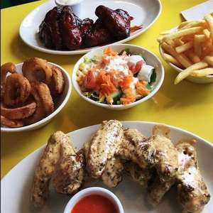 Tinseltown Monday Offer Chicken Wings £5.99