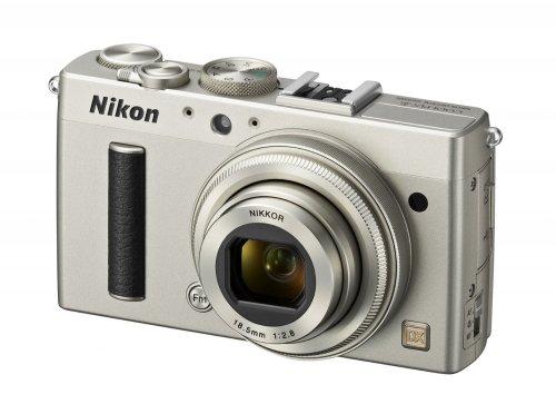 Nikon COOLPIX A 16.2MP APS-C Sensor - Compact Digital Camera @ Amazon