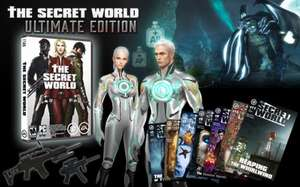 The Secret World: Ultimate Edition (PC) - £15.29 (Was £44.99) @ Steam
