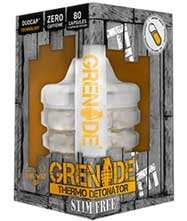 grenade thermo detonator stim free, 22% off with discount code £20.27 @ Discount Supplements