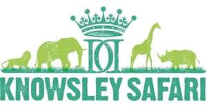 Half-price family ticket to Knowsley Safari Park - 2 adults and 2 kids £27.50 @ key103