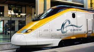 Eurostar Flash Sale - Paris and Brussels from £29 each way