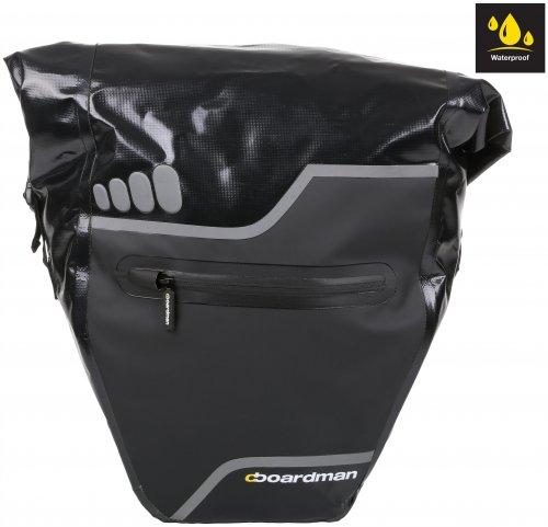 Boardman Waterproof Single Pannier Bag 18L only £10 at Halfords free c&c