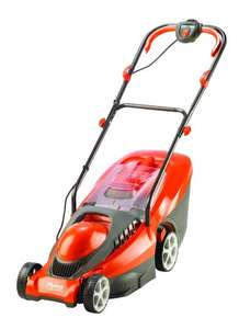 Flymo Chevron 34VC Electric Wheeled Rotary Lawnmower 1400 W - 34 cm £58.99 Amazon Deal Of The Day
