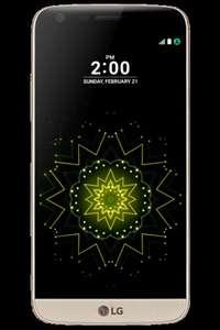 LG G5 Gold on EE * FREE Handset with code *  Unlimited Minutes & Texts, 4GB 4G Data,  £29.99 p.m @ Buymobiles.