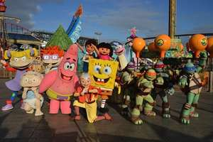 Blackpool Pleasure Beach Wristbands 2 Adults & 2 Children £15.25pp via KidsPass
