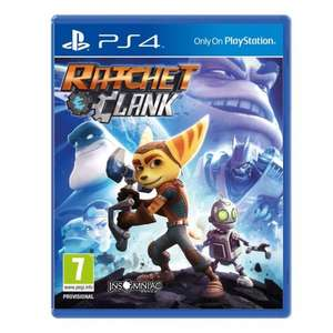Ratchet & Clank Pre Order - Smyths - £24.99 - Free Click and Collect