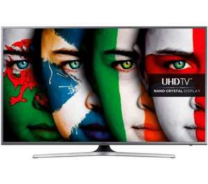 55 Samsung UE55JU6800 Ultra HD 4K Freeview HD Smart LED TV  £549.99 discountavdirect