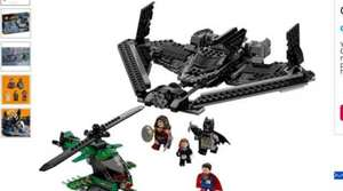 Lego Batman £54.99 free del @ Toys r us (poss Argos price match)